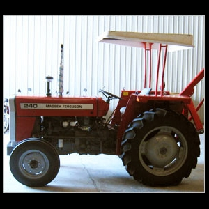 Brand New Massey Ferguson 240 Tractors for Sale in Ghana